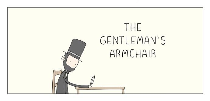 The Gentlemans Armchair Chapter 124 Page 1