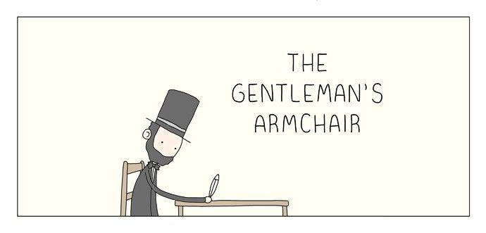 The Gentlemans Armchair Chapter 126 Page 1