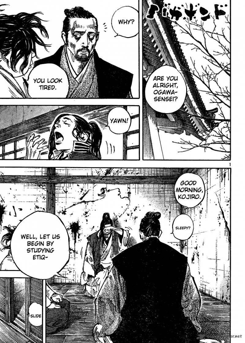 Vagabond Chapter 327 Page 1